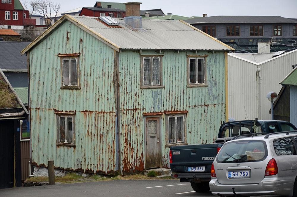 ... unterwegs in der Altstadt von Tórshavn