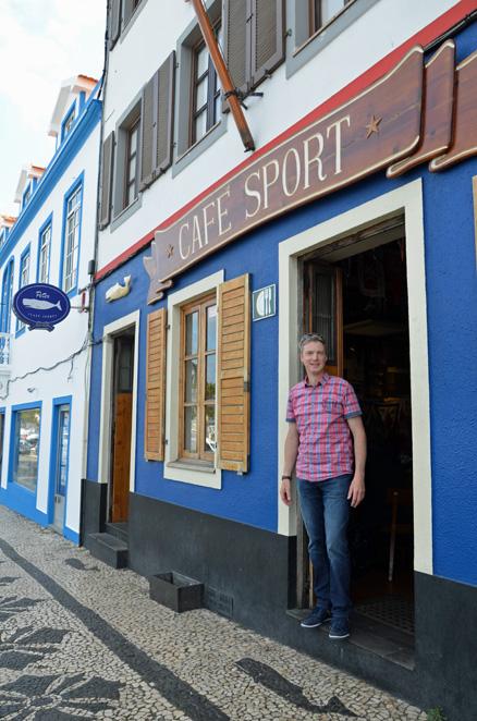 im Peter Café Sport