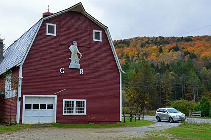 Vermont ist landwirtschaftlich geprägt.