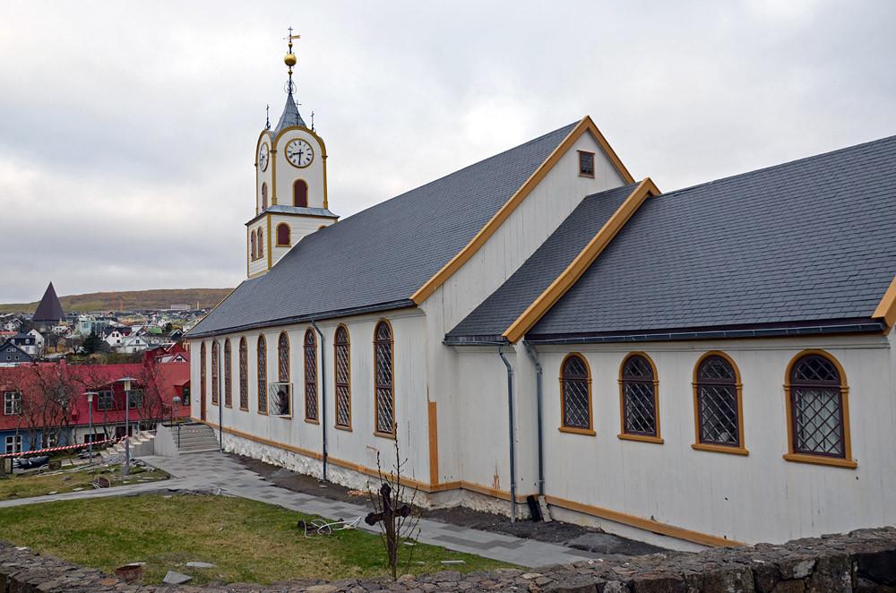Der Dom zu Tórshavn