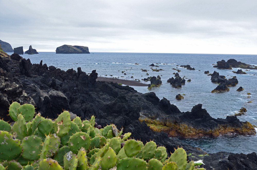 Die Westküste bei Mosteiros