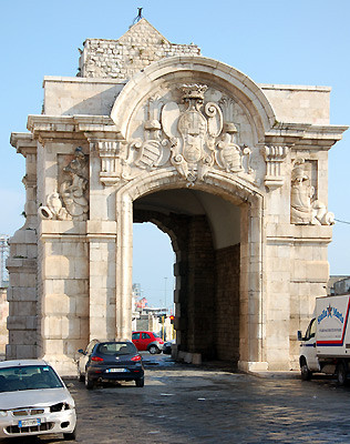Hafentor Porta Marina