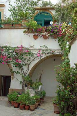 ... schöner Innenhof