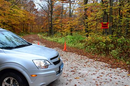 Nix geht mehr: Road Closed