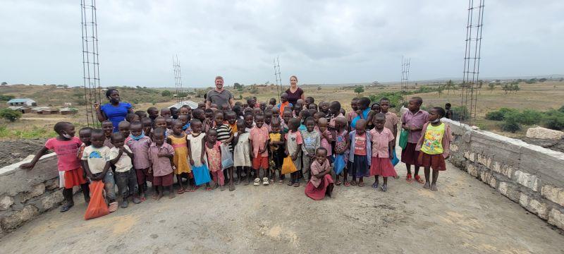 Die Gemeinde freut sich auf die neue Schule