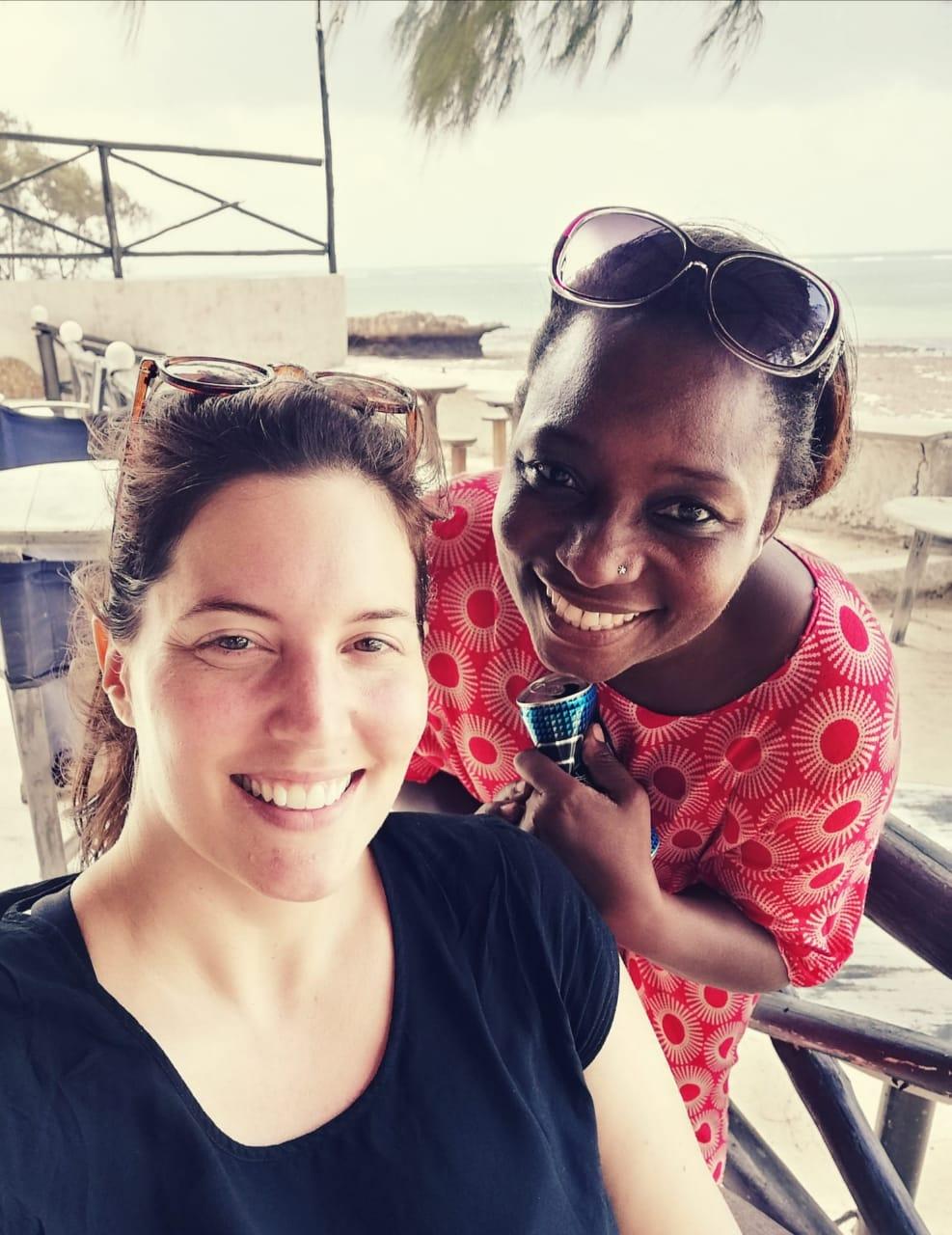 Erschöpft aber zufrieden bei unserem Host in Kenya angekommen (Bild: waytoafrica.ch)