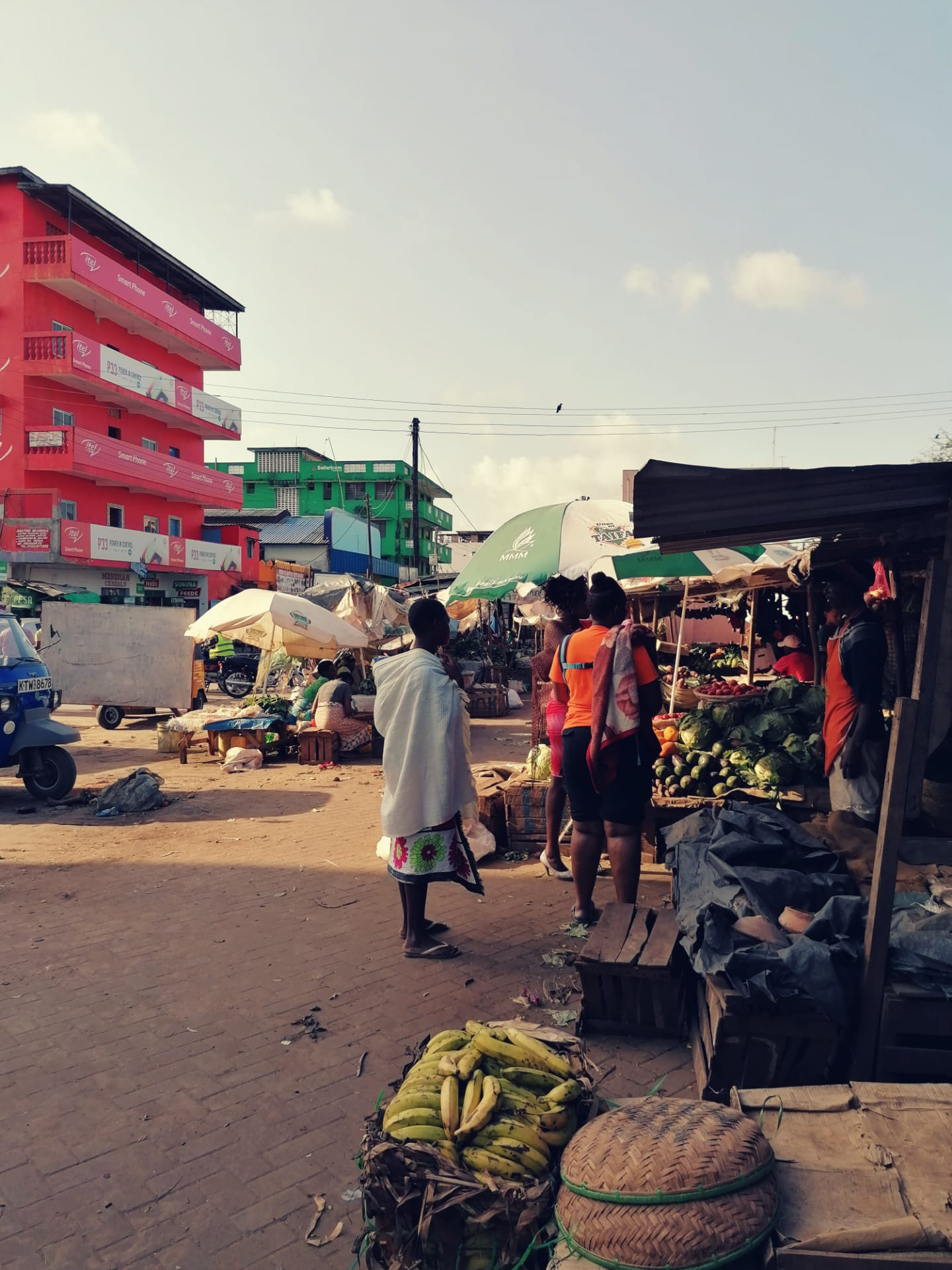 Eine neue Umgebung für Nadine (Bild: waytoafrica.ch)
