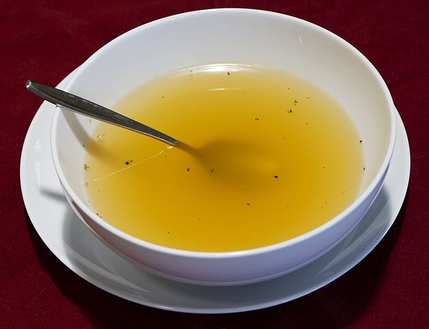Bouillon de miso
