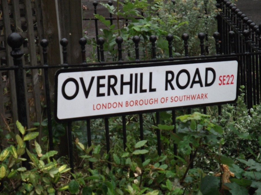 Overhill Road