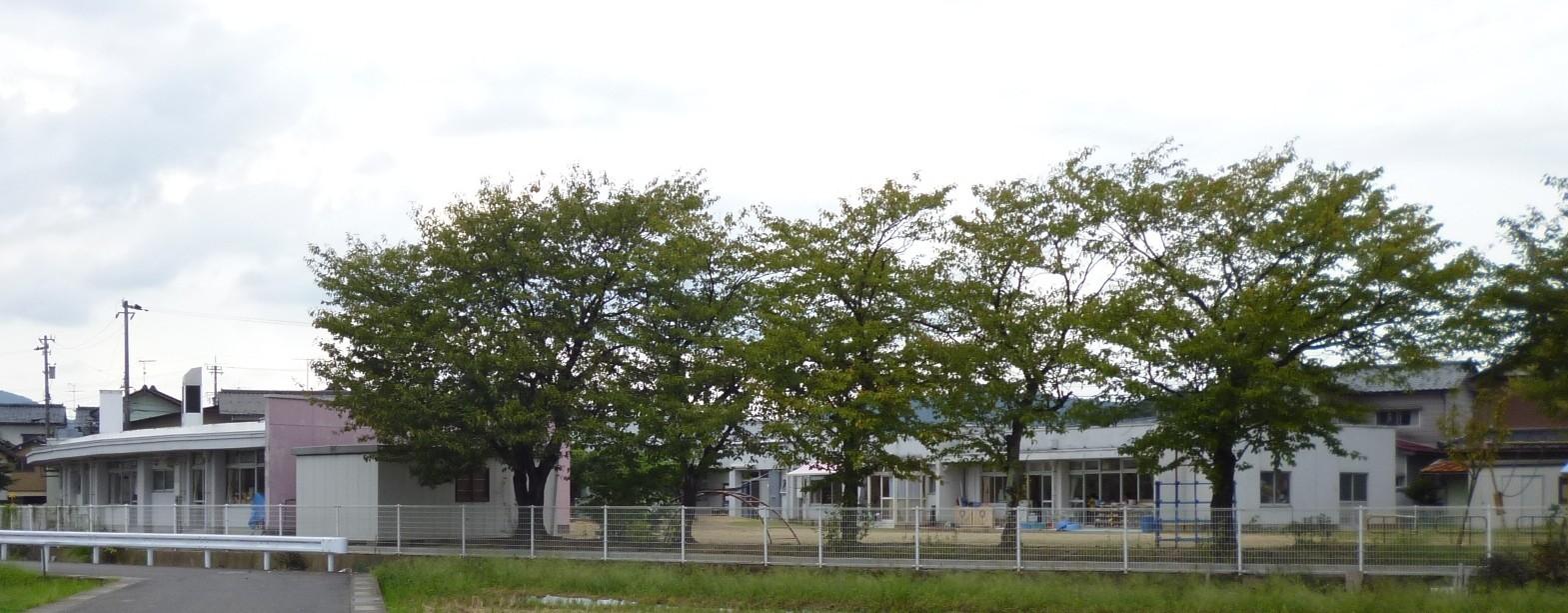 家久保育園も近くです。