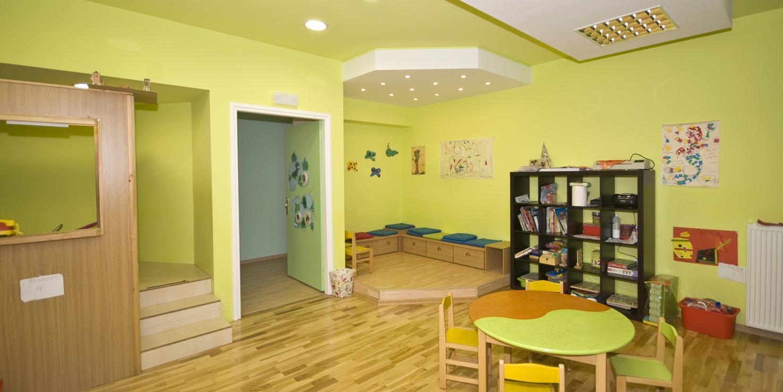Ecole maternelle: la salle de classe 1 après ...