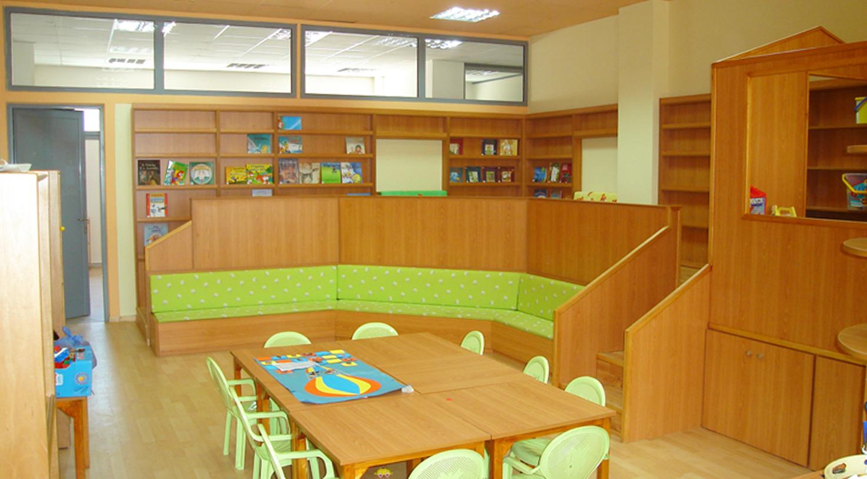 """Ecole maternelle du """"Centre de l'Enfant"""", après"""