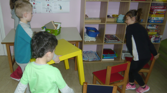 De l'étude de la relation enfant-espace à une méthode de design interdisciplinaire de l'espace scolaire