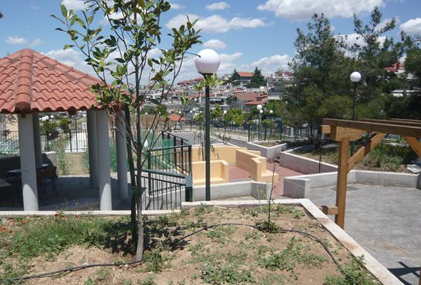 Σχεδιασμός που αποσκοπεί στην ενίσχυση των σχέσεων ανάμεσα στο σχολείο και τη γειτονιά...