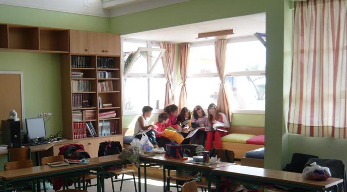 Relier l'apprentissage coopératif et la classe scolaire à une architecture tenant compte du point de vue de l'enfant