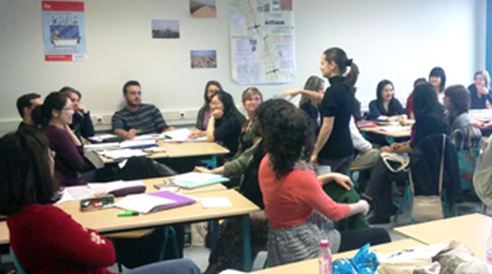 Intégrer l'apport de cette expérience dans la formation des futurs enseignants et architectes