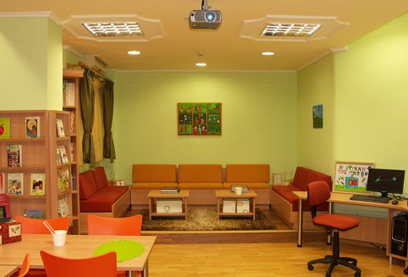 Αρχιτεκτονικός & Παιδαγωγικός σχεδιασμός που ευνοεί την ανάπτυξη θετικού ψυχολογικού κλίματος. 4ο Δημοτικό Σχολείο Μενεμένης.