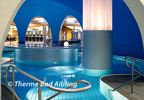 """Kur&Campen"" Wellness in der Therme Bad Aibling"