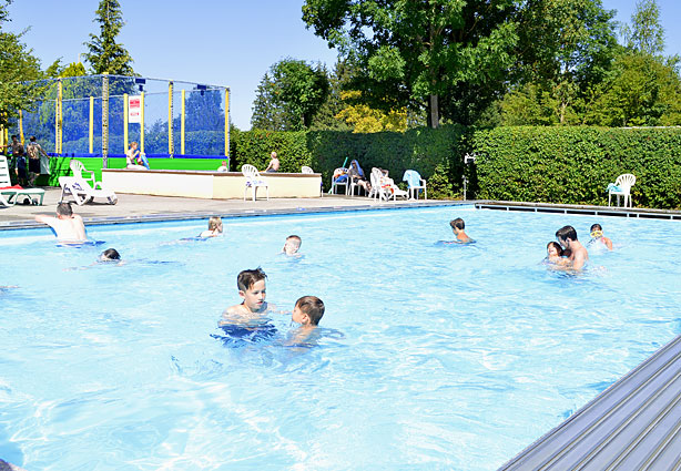 Schwimmbad, Campingplatz Kaiser Caming