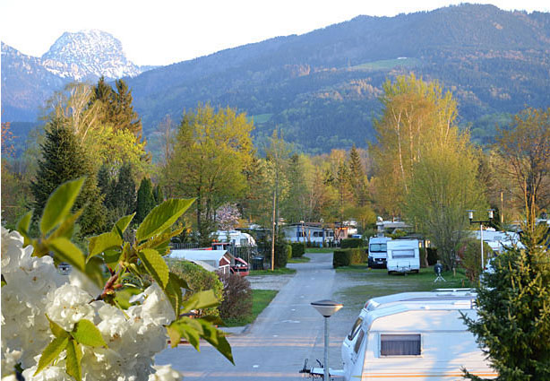 KAISER CAMPING Outdoor Resort, Bad Feilnbach