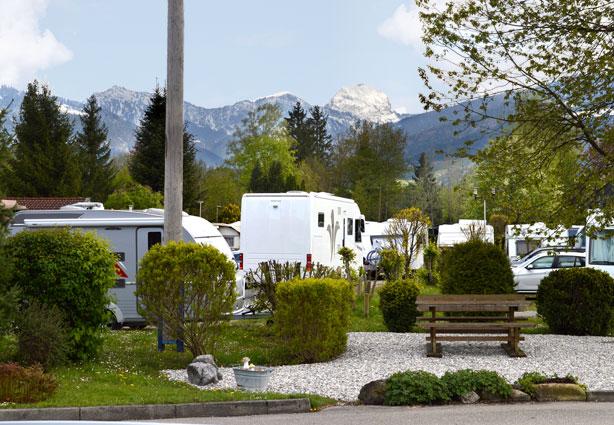 KAISER CAMPING Outdoor Resort, Bad Feilnbach