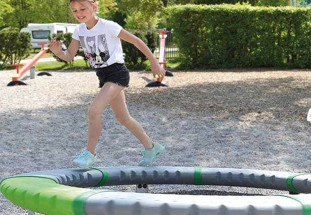 Kinderfreundlicher Campingplatz Kaiser Camping