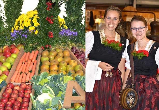 Apfelmarkt, Bad Feilnbach