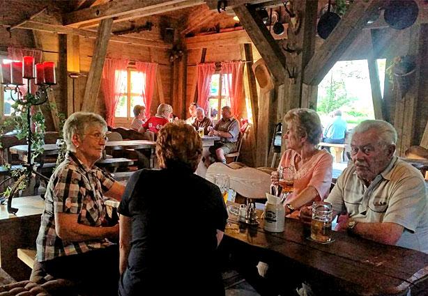 Kaiser-Alm im KAISER CAMPING Outdoor Resort