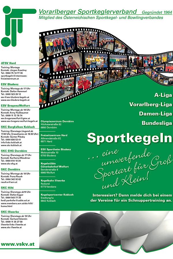 VSKV Sportkegeln - eine umwerfende Sportart für Groß und Klein