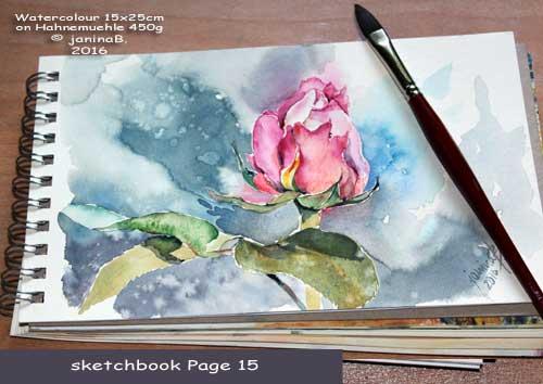 my sketchbook Page 15 / nicht verfügbar