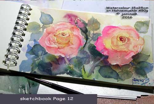 my sketchbook Page 12 / nicht verfügbar