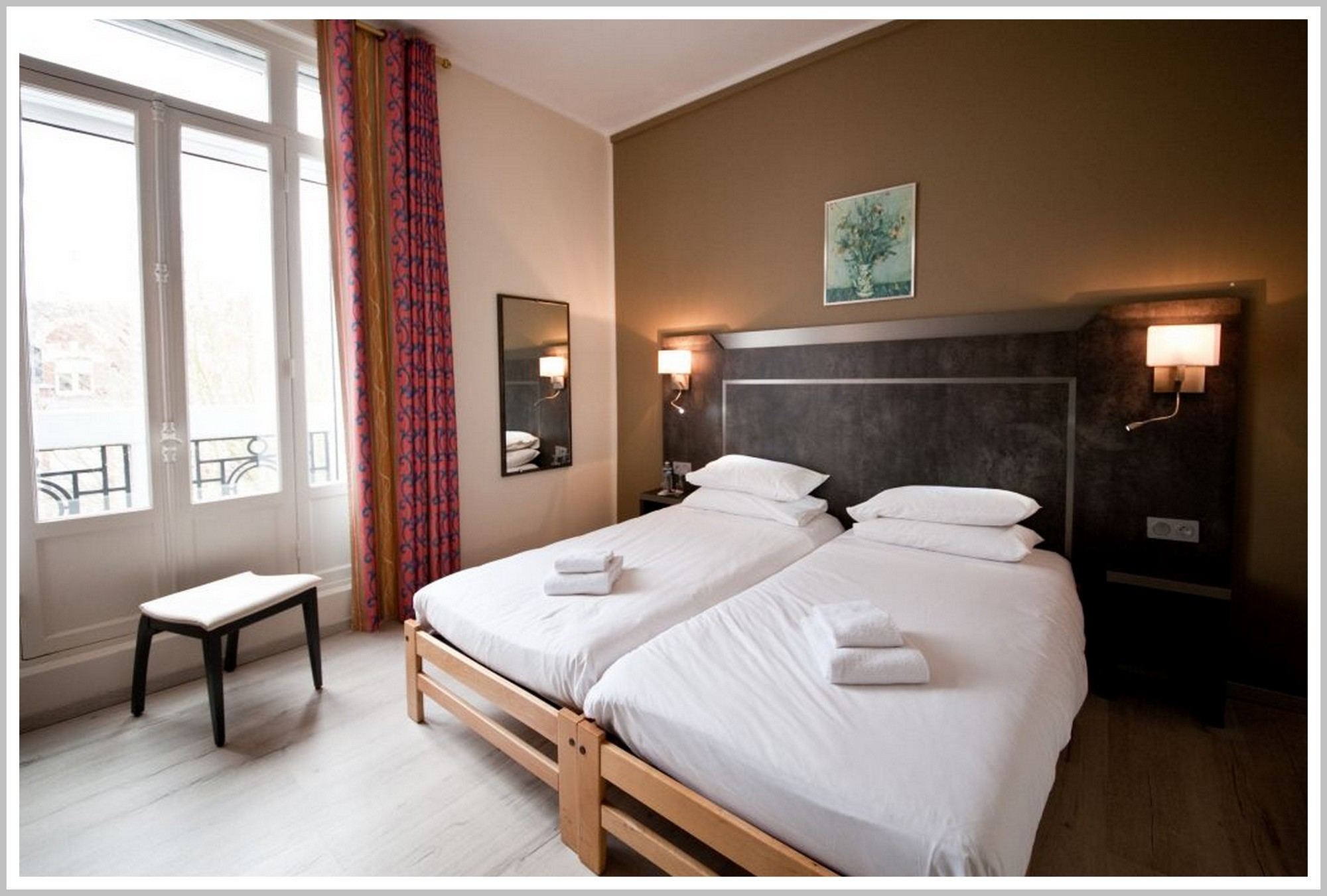 chambre twin Arras