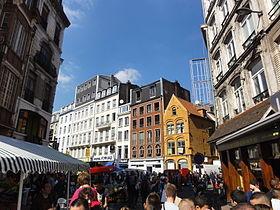 Braderie de Lille - Photo Wikipédia.org