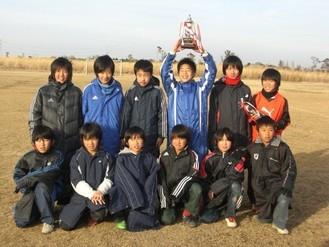 グランドチャンピオンシップ大会(6年生) 準優勝