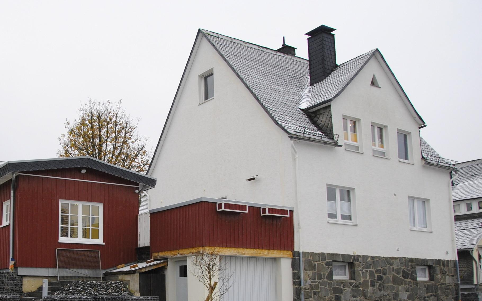 Man nehme: Ein Haus im Bestand ...