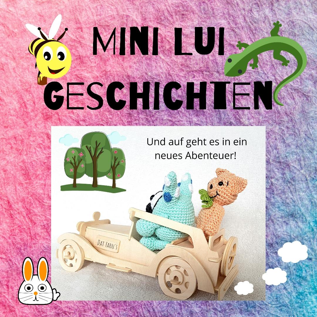 Ein Comic mit Mini Lui