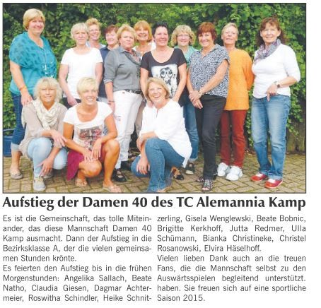 Stadtanzeiger 06.08.2014