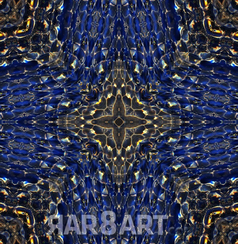 RAR8ART Mandala WH 5