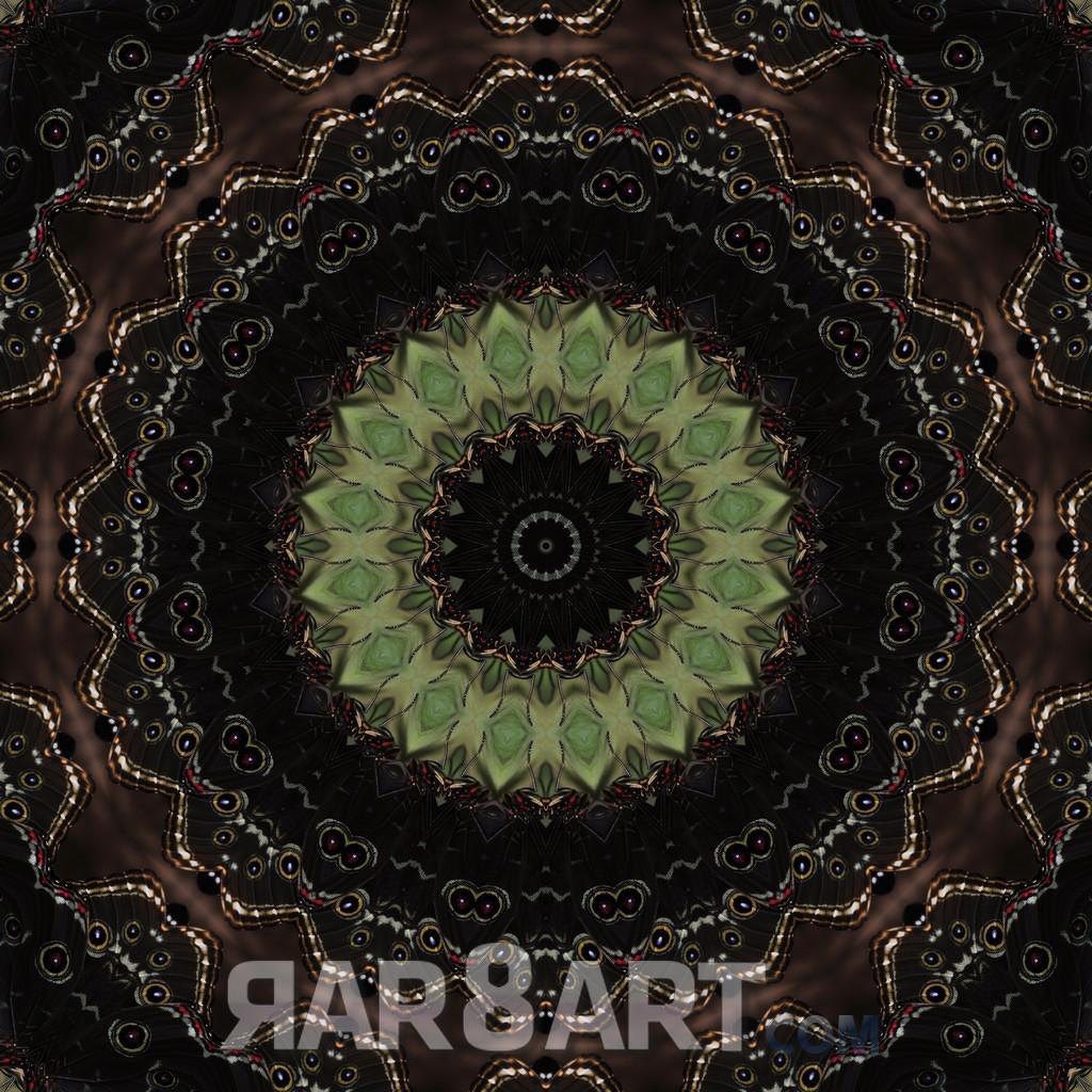 RAR8ART Mandala NK 06