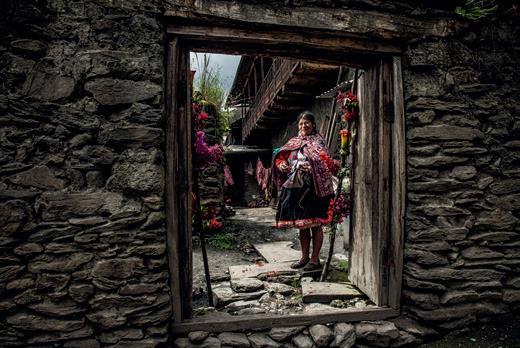 PERUline Lares TRek im Heiligen Tal