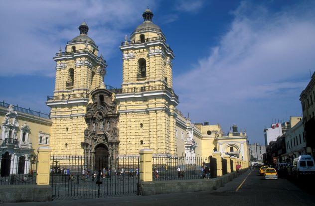 Stadtbesichtigung von Lima in Peru mit PERUline