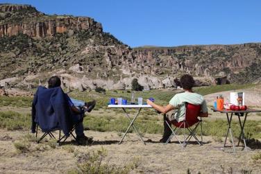 Ausblicke während Ihrer Campervan Tour durch Peru