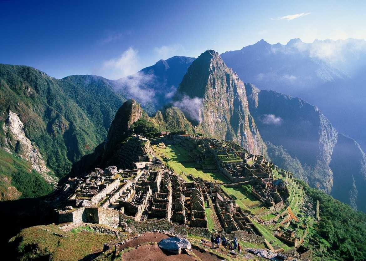 Machu Picchu besichtigen mit PERUline