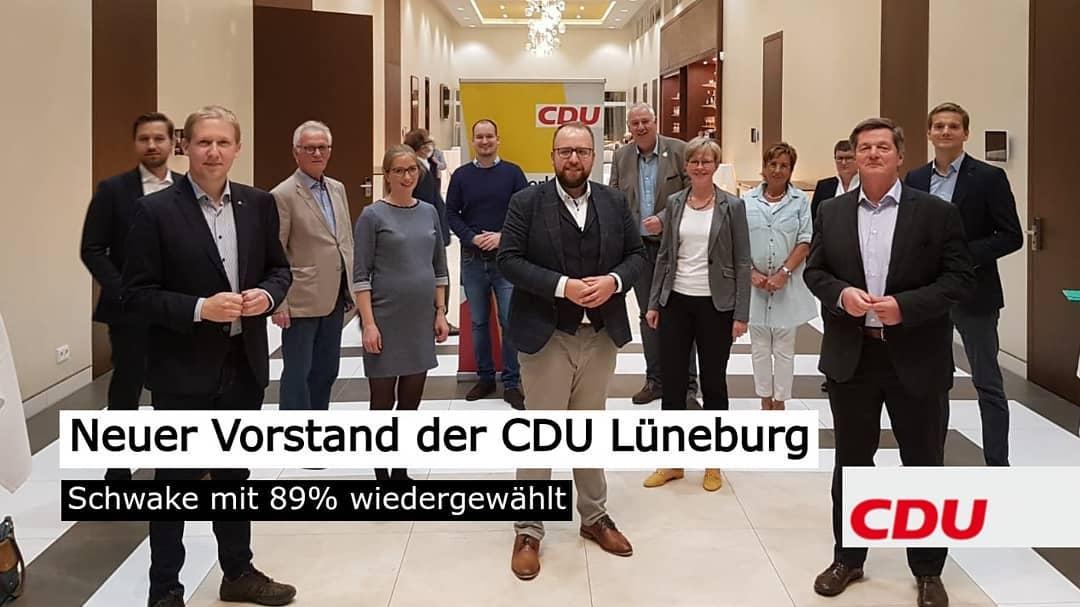 Klares Votum für CDU Vorsitzenden