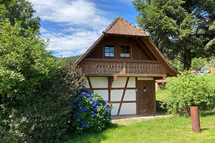 """""""Vögeles Mühle"""" im Niederbach"""