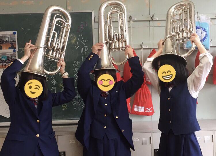 《ユーフォニアムパート》. 😁楽器紹介