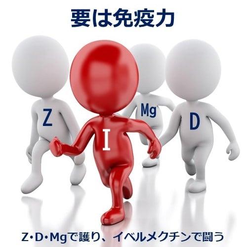 大切なのは免疫力を高めること(2)