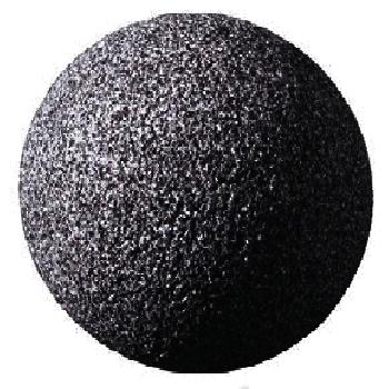 Granitkugel Schwarz