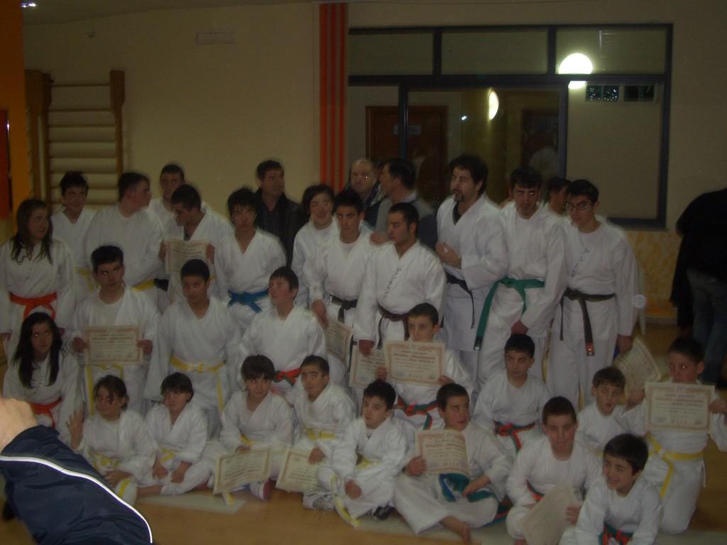 Esami di Kyu del 23/01/2010