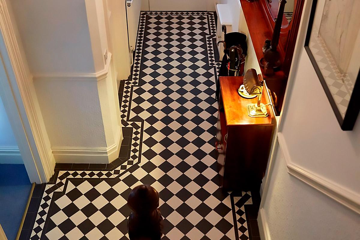 Muster: Dorchester // Viktoriansiche Fliesen von Original Style